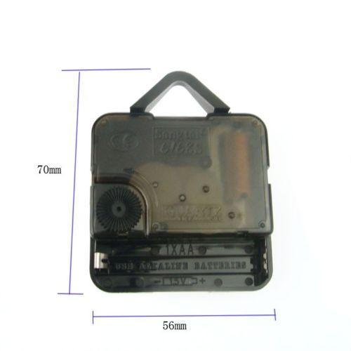 Часовой механизм настенных часов схема 734